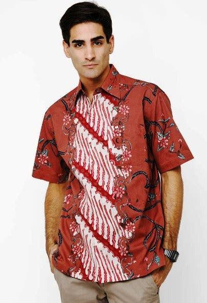 23 kemeja batik lelaki maskulin 2018 info tebaru seputar gaya hidup