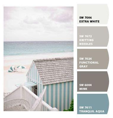 beachy colors beachy color hues coastal decorating house colors