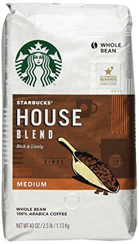 By continuing to browse the site, you accept cookies. Starbucks House Blend Whole Bean Coffee, 40-Ounce Bag Offer - BuyMoreCoffee.com   Starbucks ...
