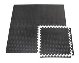 20mm large interlocking exercise home garage anti fatigue floor foam mat evermat