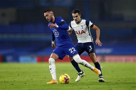 Tottenham Hotspur vs Chelsea: Combined XI | Premier League ...