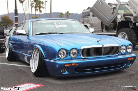 Stance Jaguar XJ6 » CarTuning - Best Car Tuning Photos ...