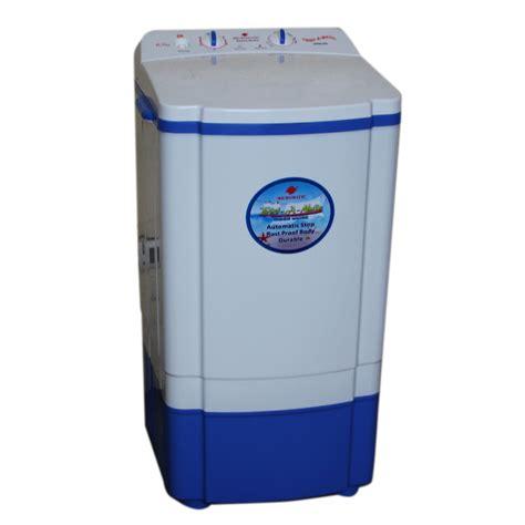 Single Tub Washing Machine by Micromatic Single Tub Washing Machine 6 5kg Mb Home