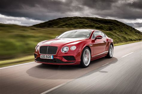 Bentley Continental Luxury Touring Car
