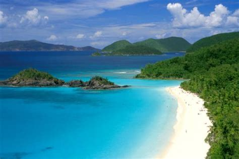 Snorkel Cove Picture Of Trunk Bay Virgin Islands