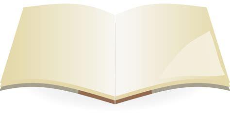 Cartoon Notebook,open Book Vector