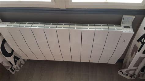 remplacement de chauffage 233 lectrique par des radiateur 224 chaleur douce 224 inertie 233 conomique sur