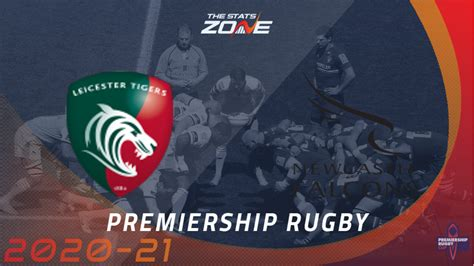 2020-21 Premiership Rugby – Leicester Tigers vs Newcastle ...