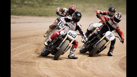 Harley-davidson Flat Track Racing