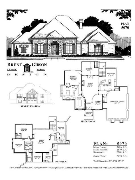 unique ranch house floor plans  walkout basement  home plans design
