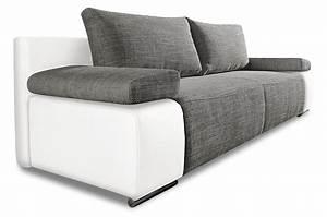 3er Sofa Mit Relaxfunktion : 3er sofa sevilla mit schlaffunktion grau sofas zum halben preis ~ Bigdaddyawards.com Haus und Dekorationen
