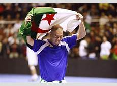 L'Algérien Zidane Former French national team soccer