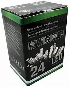Lichterkette Außen Batterie Zeitschaltuhr : led lichterketten 48 l mpchen aussen innen warmwei timer zeitschaltuhr ~ Watch28wear.com Haus und Dekorationen