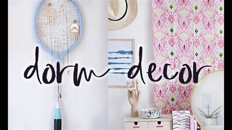 Room Decor Ideas And Hacks For Student