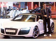 Los carros de Cristiano Ronaldo Pulzocom