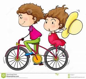 Free Moving Bike Clipart