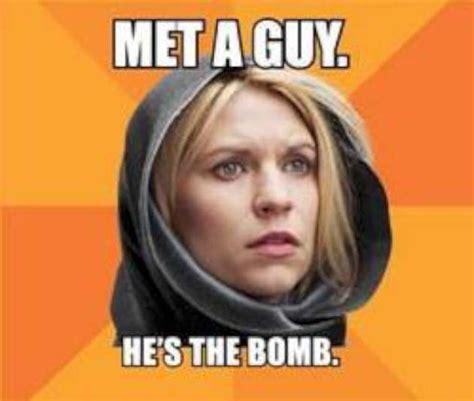 Carrie Meme - funny homeland meme carrie mathison w630