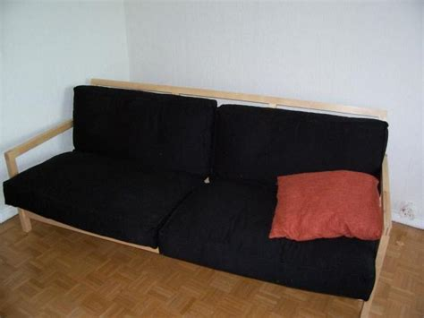 canapé lit ikea suisse photos canapé lit ikea bois