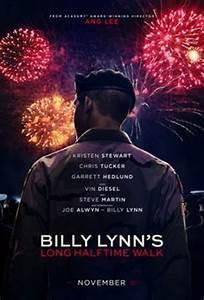 VIEWS ON FILM: Billy Lynn's Long Halftime Walk 2016 * * Stars