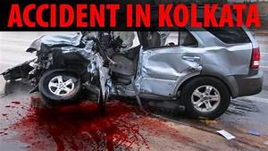 8 Killed And 20 Injured In Car Accident At Alipur  Kolkata