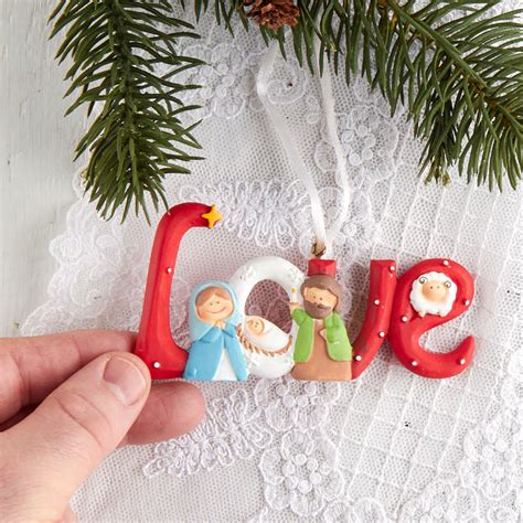 christmas love family crafts holy family quot quot ornament ornaments and winter crafts