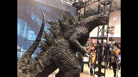 Godzilla 2019 Design Reveal