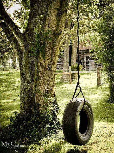 tire swing seasonal summer childhood memories include so many