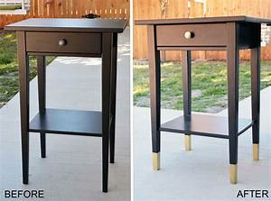 Ikea Hemnes Hack : la maison boheme diy hemnes side table hack ~ Indierocktalk.com Haus und Dekorationen