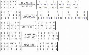 Inverse Matrix 4x4 Berechnen : inverse of a matrix by gauss jordan elimination math help ~ Themetempest.com Abrechnung