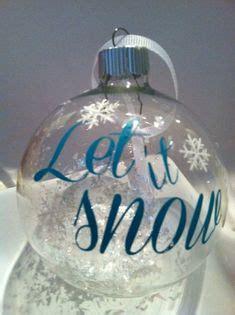 ideas  clear christmas ornaments  pinterest