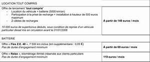 Zoe Location Batterie : essai renault zoe z e 40 2017 nous avons test son autonomie l 39 argus ~ Medecine-chirurgie-esthetiques.com Avis de Voitures