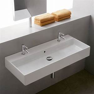Doppelwaschtisch 100 Cm : waschtisch 100 cm eckventil waschmaschine ~ Sanjose-hotels-ca.com Haus und Dekorationen
