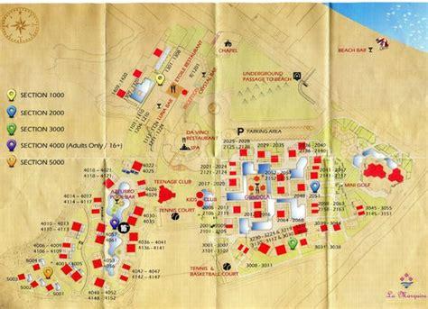 plan du site picture of la marquise luxury resort complex kallithea tripadvisor