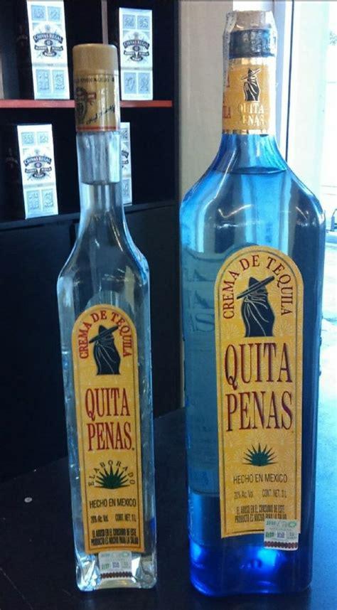 tequila quita penas mexico cream bottle drink favorites
