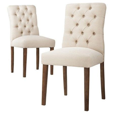 brookline tufted dining chair target 17 best ideas about tufted dining chairs on