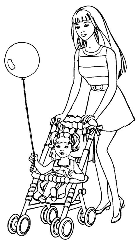 ideas  barbie coloring pages  pinterest barbie coloring coloring pages
