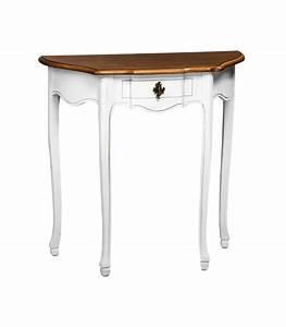 Console Entree Blanche : console d entree blanche maison design ~ Teatrodelosmanantiales.com Idées de Décoration