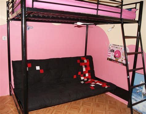 lit mezzanine 2 places avec canap photo lit mezzanine 2 places avec canape lit solutions
