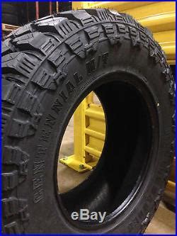 4 new 235 75r15 centennial dirt commander m t mud tires mt 235 75 r15 2357515 wheels tires