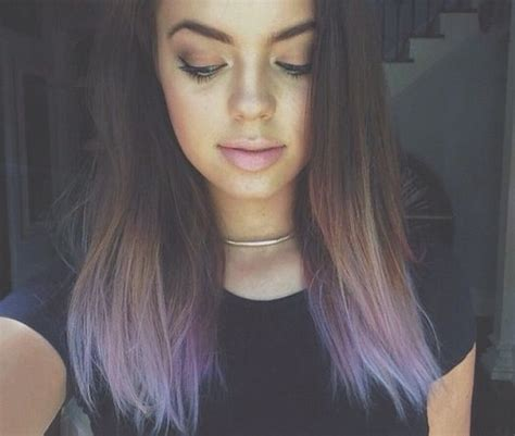 The 25 Best Purple Ombre Ideas On Pinterest Ombre