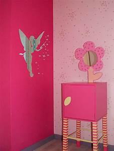 stickers effet miroir fee douce nuit stickers With chambre bébé design avec livraison de fleurs en ligne