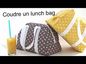 Lunch Bag Isotherme : coudre le lunch bag elsa sew a lunch bag elsa youtube ~ Teatrodelosmanantiales.com Idées de Décoration