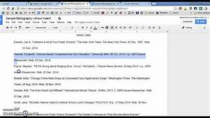 hanging indent in google docs youtube With google docs add indent