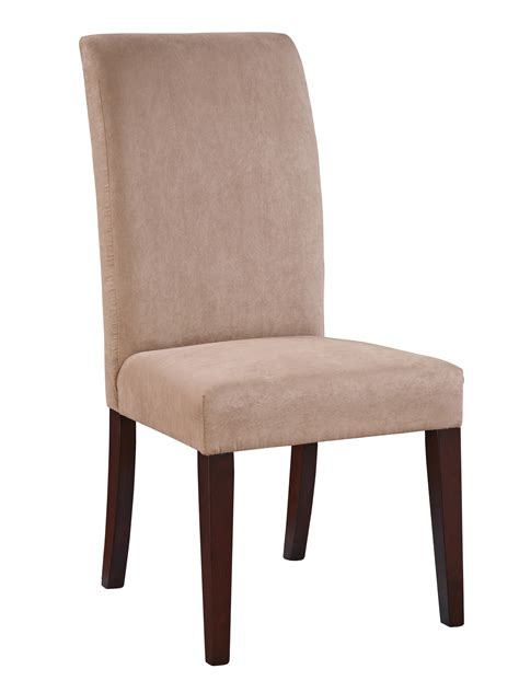 l powell quot slip quot parsons chair 18 1 2 quot seat height
