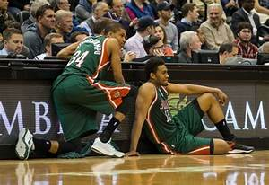 Report: Jabari Parker called out Giannis Antetokounmpo ...