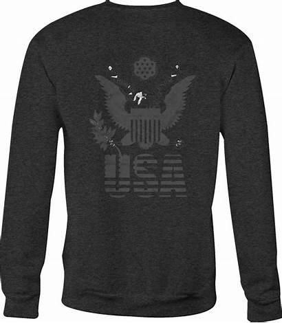 Maine Sweatshirt Line Crewneck Thin Police Hoody