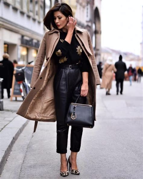 What To Wear To Work In The Winter - 17 Winter Office Outfit Ideas (Part 1) - Style Motivation