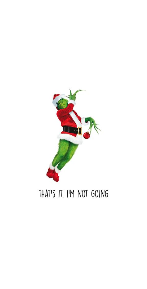 Tons of awesome disneyland christmas wallpapers to download for free. The funniest holiday grinch wallpapers for you iPhone. | Holiday iphone wallpaper, Cute ...
