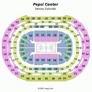 Nuggets Seating Chart Bamil