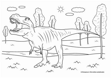 Kleurplaten Dino S by 55 Nieuw Kleurplaat Dino Foto S Kleurplaat Site
